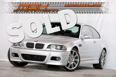 2003 BMW M Models M3 - Manual - Coupe - No sunroof! in Los Angeles