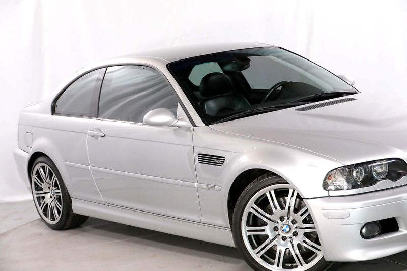 2003 BMW M Models M3 - Manual - Coupe - No sunroof  city California  MDK International  in Los Angeles, California
