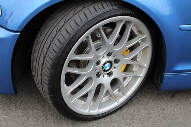 2003 BMW M Models M3 COUPE 6 SPEED MANUAL RARE ESTORIL BLUE CSL SERVICE RECORDS in Woodland Hills, CA 91367