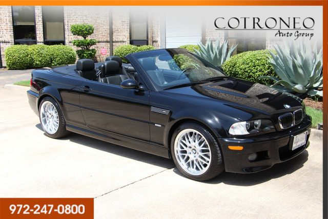 2003 BMW M3 Convertible in Addison, TX 75001