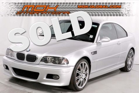 2003 BMW M3 6-Speed Manual - Coupe - Sunroof Delete pkg in Los Angeles