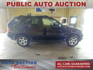 2003 BMW X5 3.0i  | JOPPA, MD | Auto Auction of Baltimore  in Joppa MD