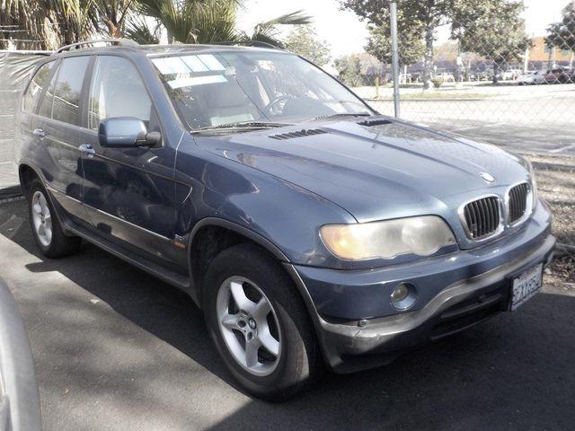 2003 BMW X5 3.0i 3.0I