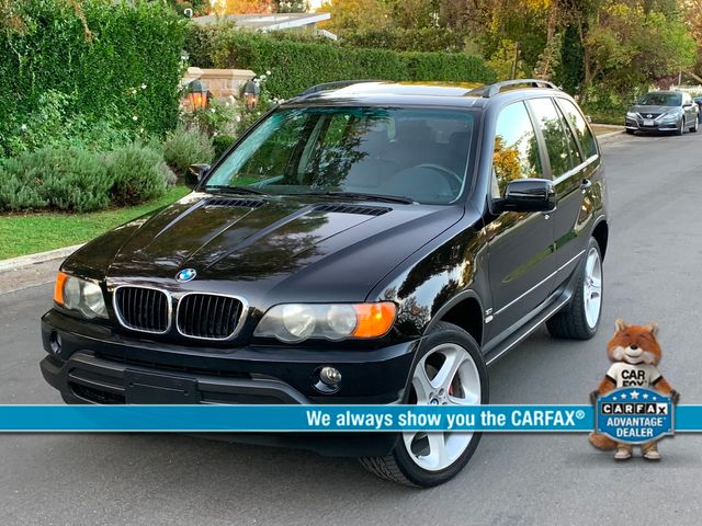 2003 BMW X5 3.0i SPORTS PKG ALLOY WHEELS SERVICE RECORDS