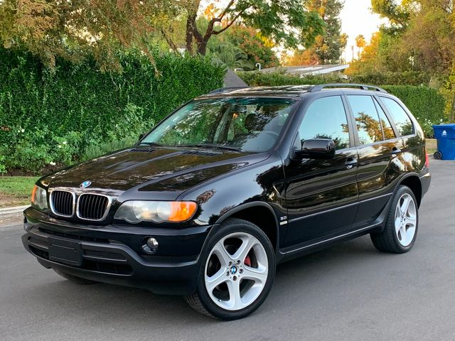 2003 BMW X5 3.0i SPORTS PKG ALLOY WHEELS SERVICE RECORDS in Van Nuys, CA 91406