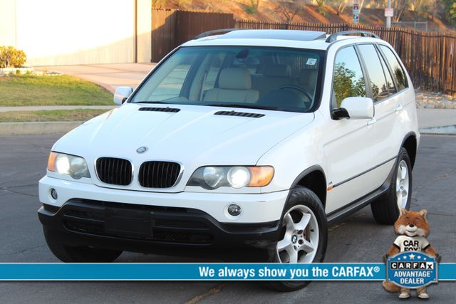 2003 BMW X5 3.0i SPORTS PKG XENON SERVICE RECORDS AVAILABLE