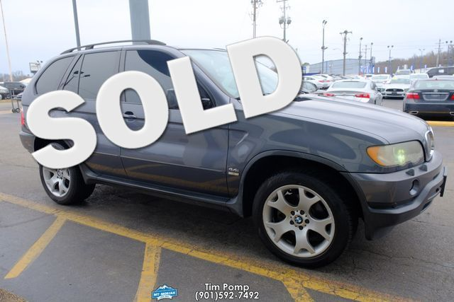 2003 BMW X5 4.4i  | Memphis, Tennessee | Tim Pomp - The Auto Broker in  Tennessee