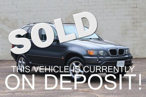 2003 BMW X5 AWD Luxury SUV w/Heated Seats, Moonroof, Premium Pkg & 10-Speaker Audio System in Eau Claire