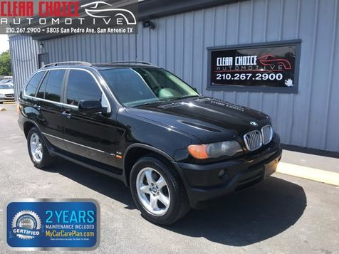 2003 BMW X5   in San Antonio, TX