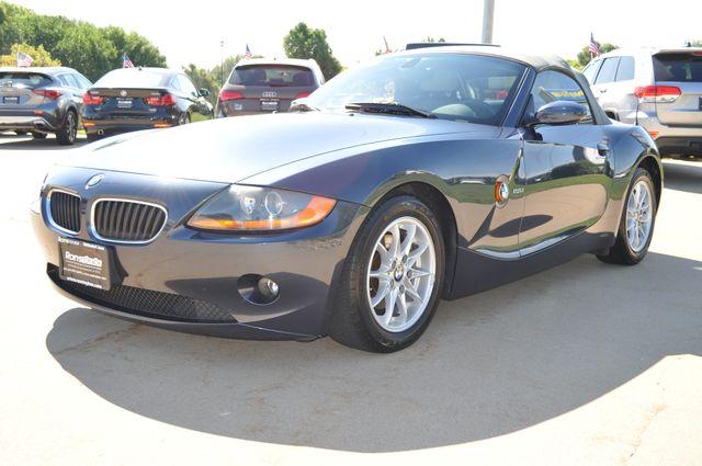 2003 BMW Z4 2.5i Bettendorf, Iowa 32