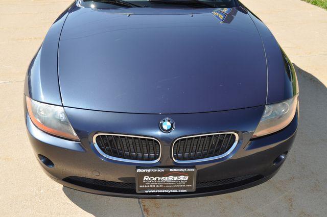 2003 BMW Z4 2.5i Bettendorf, Iowa 36