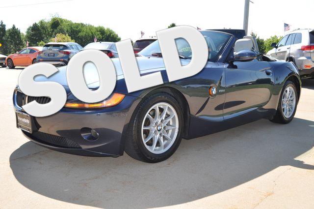 2003 BMW Z4 2.5i Bettendorf, Iowa