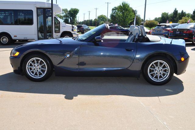 2003 BMW Z4 2.5i Bettendorf, Iowa 50
