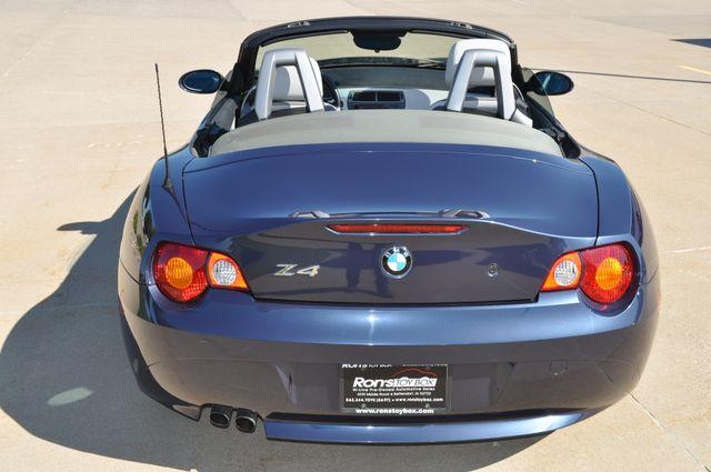 2003 BMW Z4 2.5i Bettendorf, Iowa 52