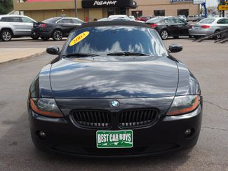 2003 BMW Z4 2.5i 2.5i Englewood, CO 1