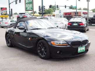 2003 BMW Z4 2.5i 2.5i Englewood, CO 2
