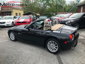 2003 BMW Z4 2.5i 2 Door Knoxville , Tennessee 37