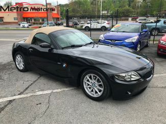 2003 BMW Z4 2.5i 2 Door Knoxville , Tennessee 2