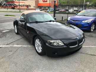 2003 BMW Z4 2.5i 2 Door in Knoxville, Tennessee 37917