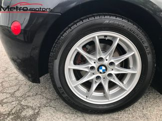 2003 BMW Z4 2.5i 2 Door Knoxville , Tennessee 47