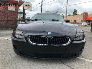 2003 BMW Z4 2.5i 2 Door Knoxville , Tennessee 5