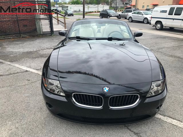 2003 BMW Z4 2.5i 2 Door Knoxville , Tennessee 4