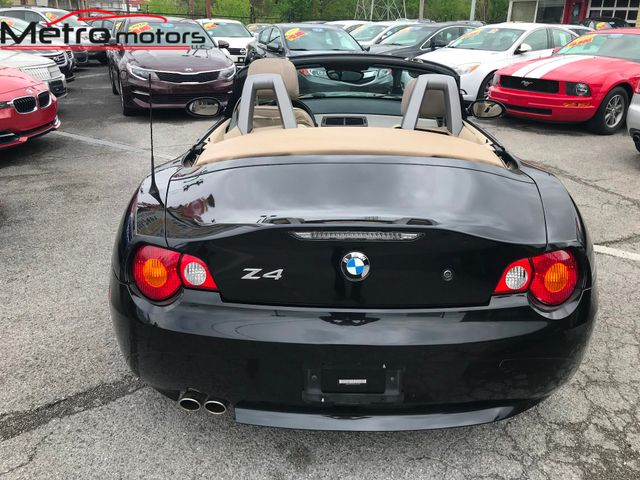 2003 BMW Z4 2.5i 2 Door Knoxville , Tennessee 40