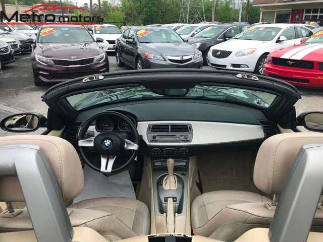 2003 BMW Z4 2.5i 2 Door Knoxville , Tennessee 27