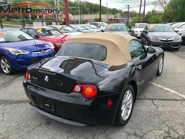 2003 BMW Z4 2.5i 2 Door Knoxville , Tennessee 48