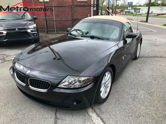 2003 BMW Z4 2.5i 2 Door Knoxville , Tennessee 9