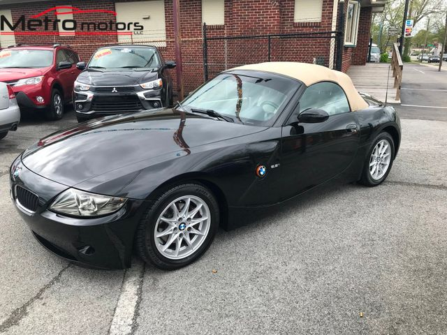 2003 BMW Z4 2.5i 2 Door Knoxville , Tennessee 11