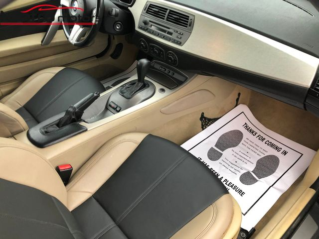 2003 BMW Z4 2.5i 2 Door Knoxville , Tennessee 54