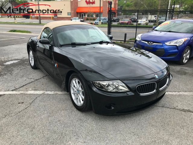 2003 BMW Z4 2.5i in Knoxville, Tennessee 37917