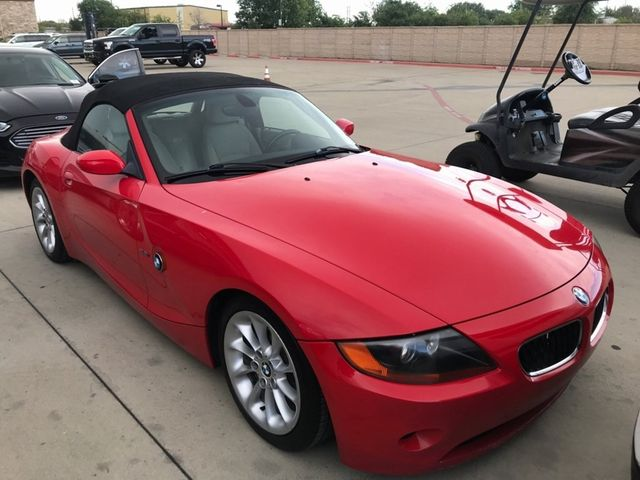 2003 BMW Z4 2.5i 2.5i Madison, NC 3
