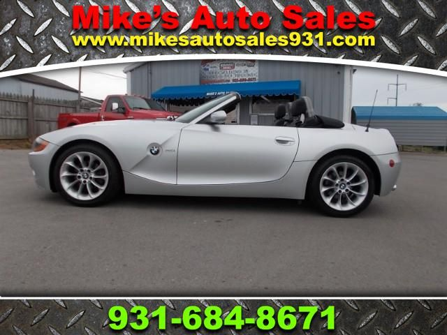 2003 BMW Z4 2.5i Shelbyville, TN