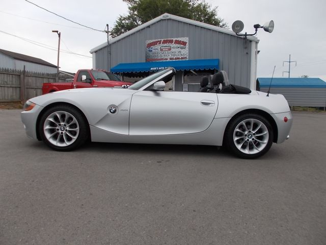 2003 BMW Z4 2.5i Shelbyville, TN 1