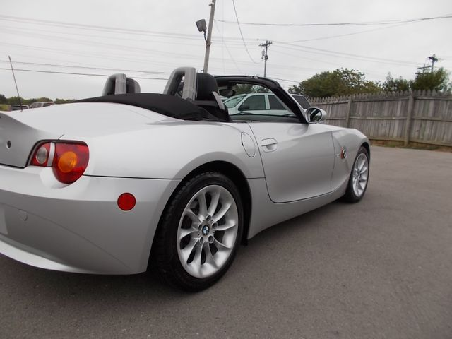 2003 BMW Z4 2.5i Shelbyville, TN 11