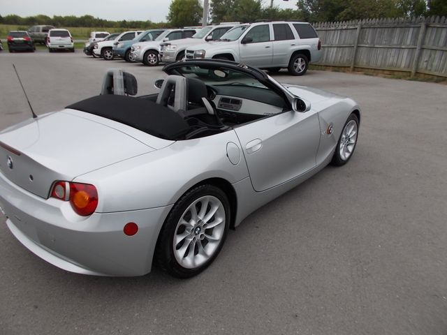 2003 BMW Z4 2.5i Shelbyville, TN 12