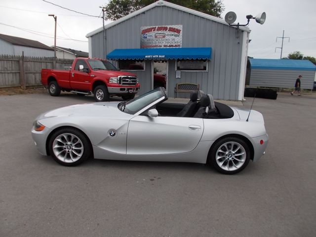 2003 BMW Z4 2.5i Shelbyville, TN 2