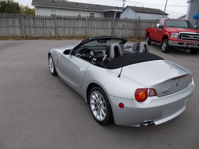 2003 BMW Z4 2.5i Shelbyville, TN 4