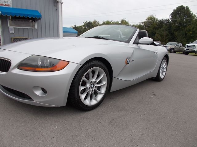 2003 BMW Z4 2.5i Shelbyville, TN 5