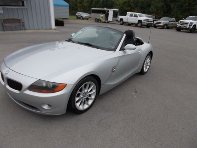 2003 BMW Z4 2.5i Shelbyville, TN 6