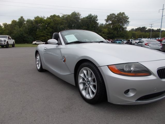 2003 BMW Z4 2.5i Shelbyville, TN 8