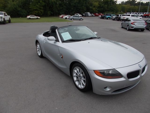 2003 BMW Z4 2.5i Shelbyville, TN 9