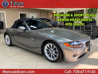 2003 BMW Z4 2.5i 2.5i in Worth, IL 60482