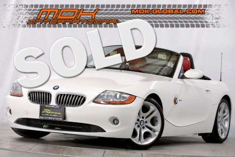 2003 BMW Z4 3.0i - Sport - Premium - Xenon - Heated seats in Los Angeles