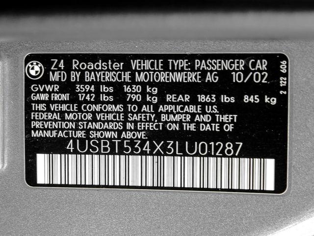 2003 BMW Z4 3.0i Burbank, CA 22