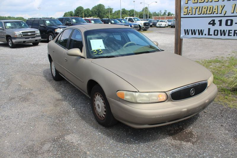 2003 Buick Century Custom  city MD  South County Public Auto Auction  in Harwood, MD