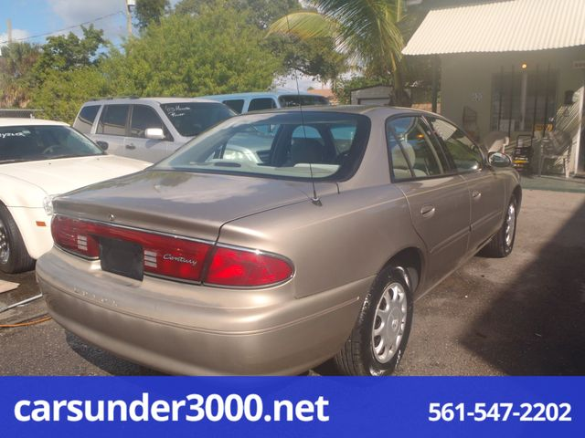 2003 Buick Century Custom Lake Worth , Florida 1