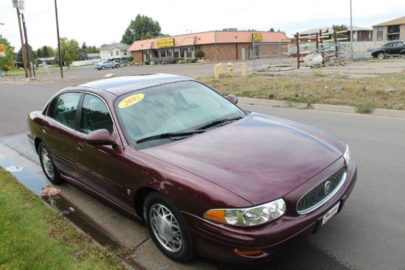 2003 Buick LeSabre Custom  city MT  Bleskin Motor Company   in Great Falls, MT